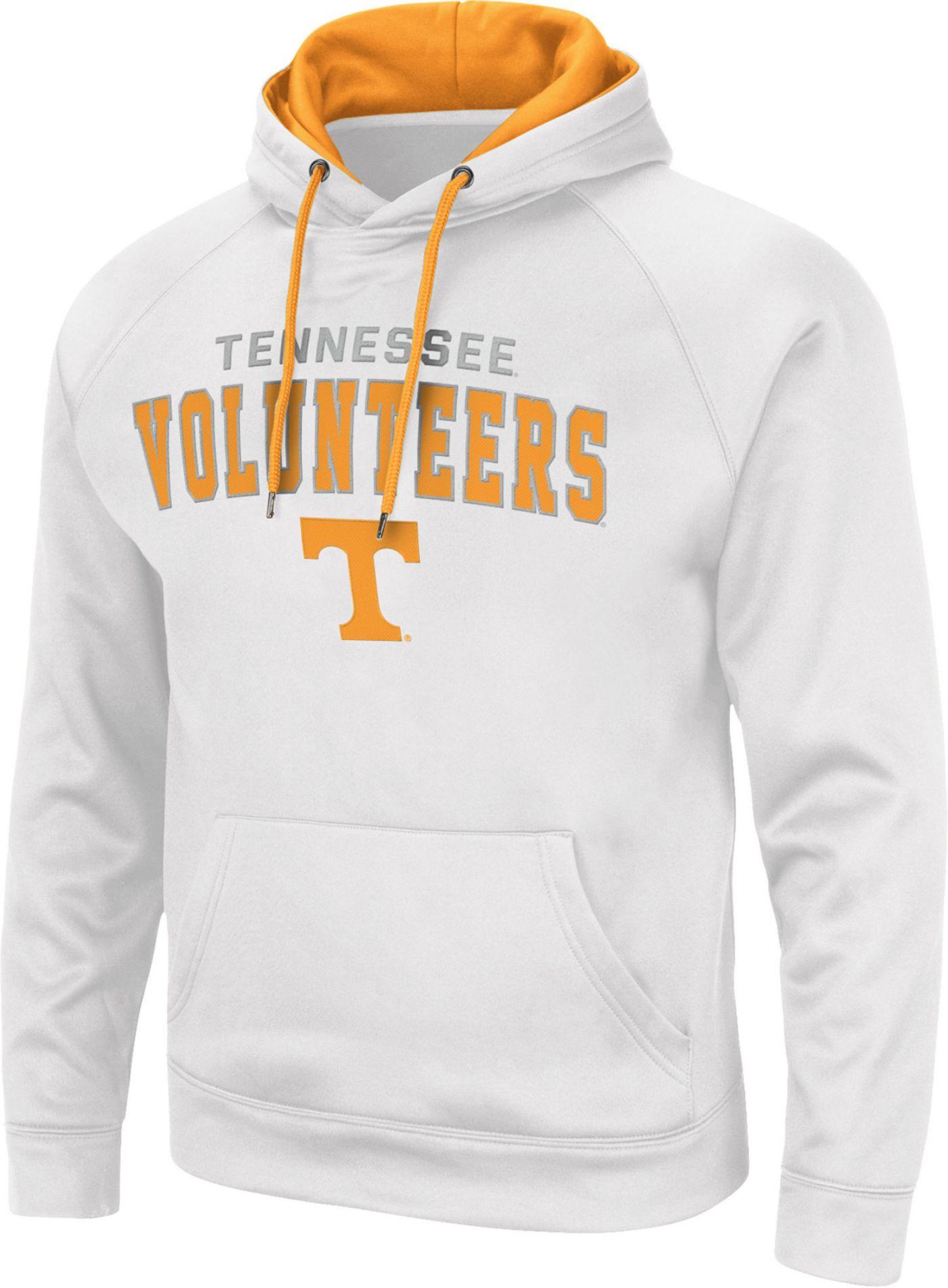 Colosseum Men's Tennessee Volunteers Tennessee Orange Pullover Hoodie