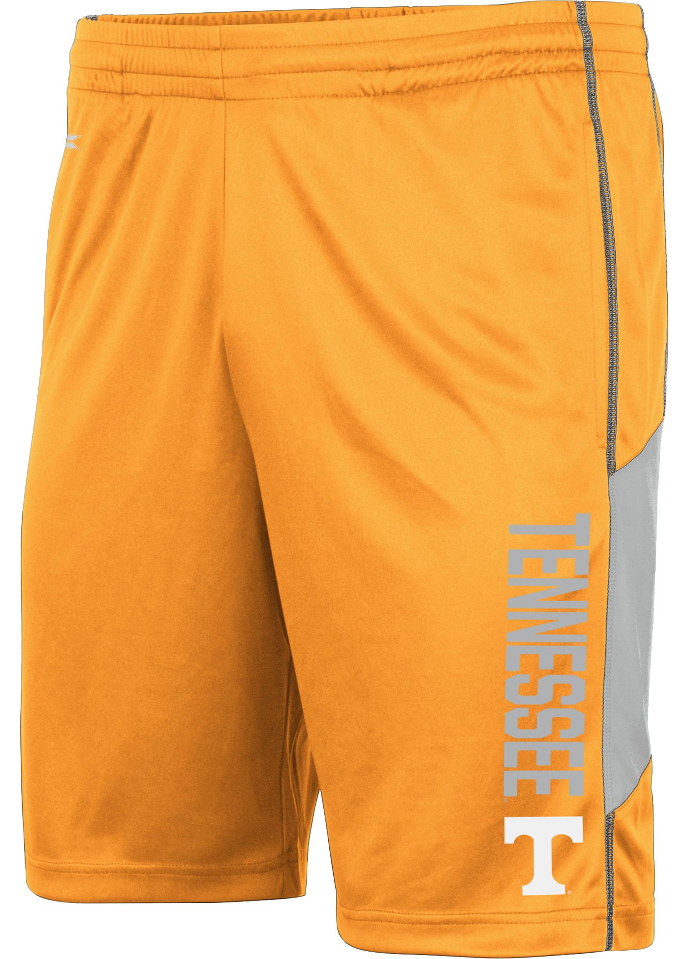 Colosseum Men's Tennessee Volunteers Tennessee Orange Grizzly Shorts
