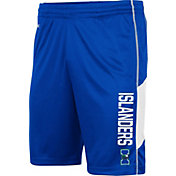 Colosseum Men's Texas A&M-Corpus Christi Islanders Blue Grizzly Shorts