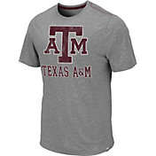Colosseum Men's Texas A&M Aggies Grey Campinas T-Shirt