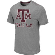 Colosseum Men's Texas A&M Aggies Grey Campinas T-Shirt