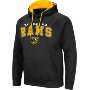 Colosseum Men's VCU Rams Pullover Black Hoodie