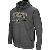 Colosseum Men's Vanderbilt Commodores Grey Pullover Hoodie
