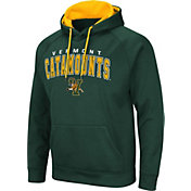 Colosseum Men's Vermont Catamounts Green Pullover Hoodie