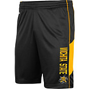 Colosseum Men's Wichita State Shockers Grizzly Black Shorts