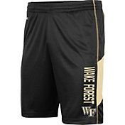 Colosseum Men's Wake Forest Demon Deacons Grizzly Black Shorts