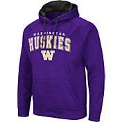 Colosseum Men's Washington Huskies Purple Pullover Hoodie