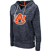 Colosseum Women's Auburn Tigers Blue Bradshaw Pullover Hoodie