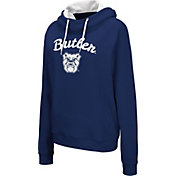Colosseum Women's Butler Bulldogs Blue Louise Pullover Sweatshirt