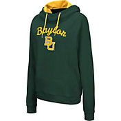 Colosseum Women's Baylor Bears Green Louise Pullover Sweatshirt