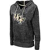 Colosseum Women's UCF Knights Bradshaw Pullover Black Hoodie