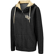 Colosseum Women's UCF Knights Full-Zip Black Hoodie