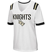 Colosseum Women's UCF Knights Lowland White T-Shirt