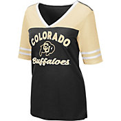 Colosseum Women's Colorado Buffaloes Samantha Black T-Shirt
