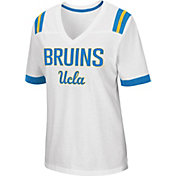 Colosseum Women's UCLA Bruins Lowland White T-Shirt