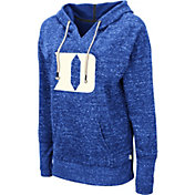 Colosseum Women's Duke Blue Devils Duke Blue Bradshaw Pullover Hoodie