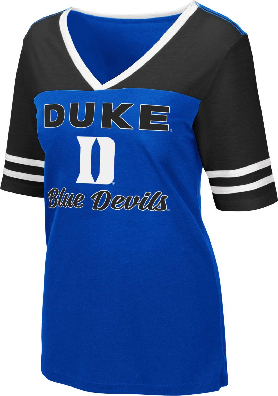 san francisco 517cc 67383 Colosseum Women's Duke Blue Devils Duke Blue Samantha T-Shirt