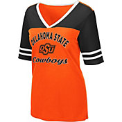 Colosseum Women's Oklahoma State Cowboys Orange Samantha T-Shirt