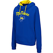 Colosseum Women's McNeese State Cowboys Royal Blue Louise Pullover Sweatshirt