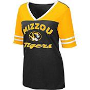 Colosseum Women's Missouri Tigers Samantha Black T-Shirt