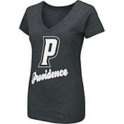 Colosseum Women's Providence Friars Dual Blend V-Neck Black T-Shirt