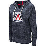 Colosseum Women's Arizona Wildcats Navy Bradshaw Pullover Hoodie