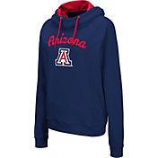 Colosseum Women's Arizona Wildcats Navy Louise Pullover Sweatshirt