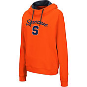 Colosseum Women's Syracuse Orange Orange Louise Pullover Sweatshirt