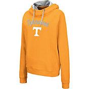 Colosseum Women's Tennessee Volunteers Tennessee Orange Louise Pullover Sweatshirt