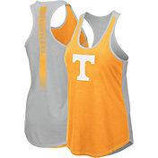 Colosseum Women's Tennessee Volunteers Tennessee Orange Publicist Tank Top