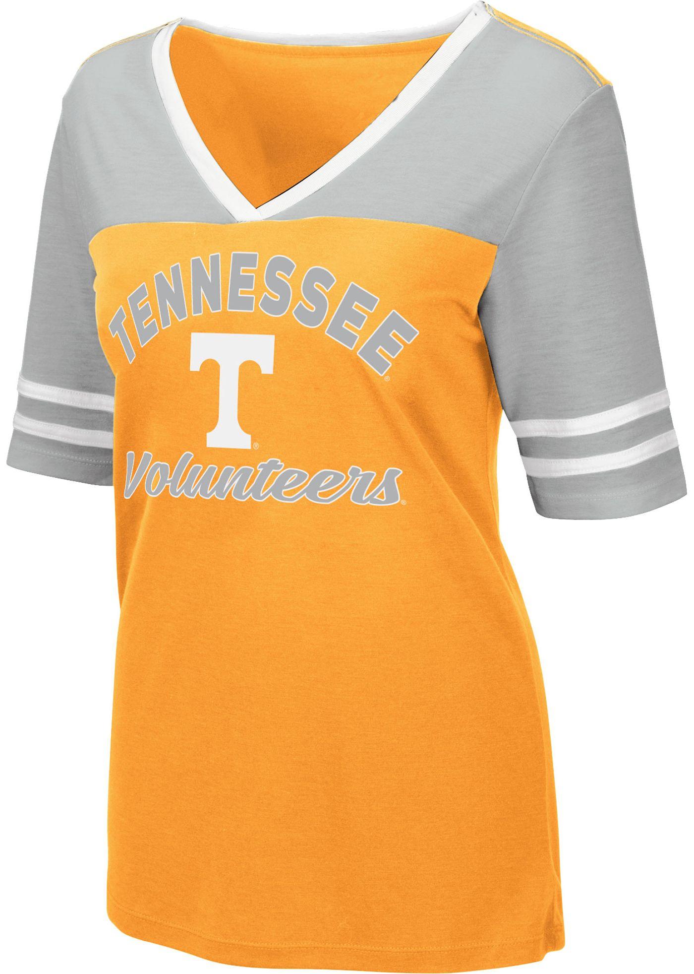 Colosseum Women's Tennessee Volunteers Tennessee Orange Samantha T-Shirt