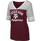 Colosseum Women's Texas A&M Aggies Maroon Samantha T-Shirt