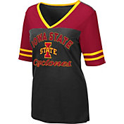 Colosseum Women's Iowa State Cyclones Cardinal Samantha T-Shirt
