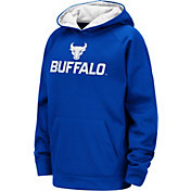 Colosseum Youth Buffalo Bulls Blue Pullover Hoodie