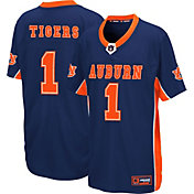 Colosseum Youth Auburn Tigers Blue Max Power Football Jersey