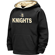 Colosseum Boys' UCF Knights Black Pullover Hoodie