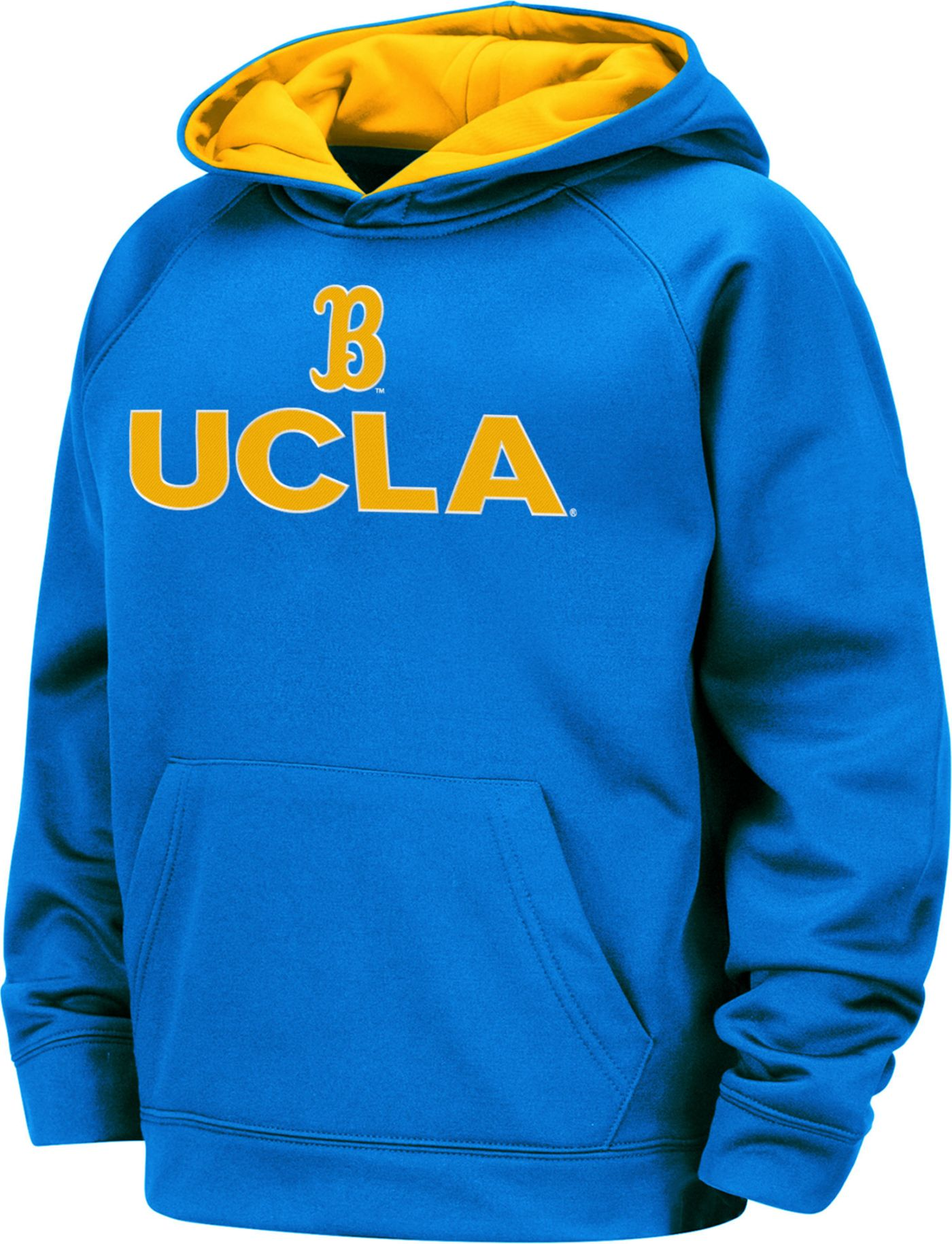 Colosseum Boys' UCLA Bruins True Blue Pullover Hoodie