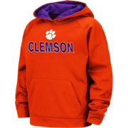 Colosseum Boys' Clemson Tigers Orange Pullover Hoodie