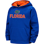 Colosseum Boys' Florida Gators Blue Pullover Hoodie