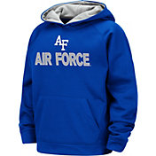 Colosseum Boys' Air Force Falcons Blue Pullover Hoodie