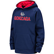 Colosseum Youth Gonzaga Bulldogs Blue Pullover Hoodie