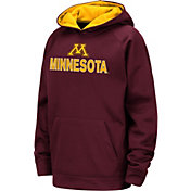 Colosseum Youth Minnesota Golden Gophers Maroon Pullover Hoodie