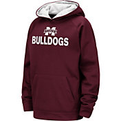 Colosseum Youth Mississippi State Bulldogs Maroon Pullover Hoodie