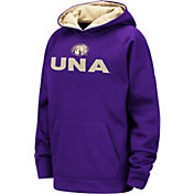 Colosseum Youth North Alabama  Lions Purple Pullover Hoodie