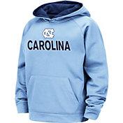 Colosseum Boys' North Carolina Tar Heels Carolina Blue Pullover Hoodie