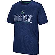 Colosseum Youth Notre Dame Fighting Irish Navy Geoweb T-Shirt