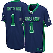 Colosseum Youth Notre Dame Fighting Irish Navy Max Power Football Jersey