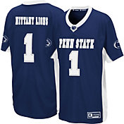 Colosseum Youth Penn State Nittany Lions Blue Max Power Football Jersey
