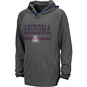 Colosseum Youth Arizona Wildcats Grey Narf! Pullover Hoodie