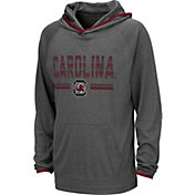 Colosseum Youth South Carolina Gamecocks Grey Narf! Pullover Hoodie